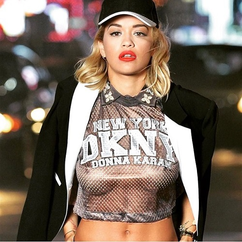 Gossip – Rita Ora in (quasi) topless hot su Instagram per Harry Styles?