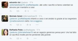 Rixi risponde a @raffaellapaita