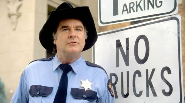 "Morto di polmonite James Best, lo sceriffo Rosco di ""Hazzard"""