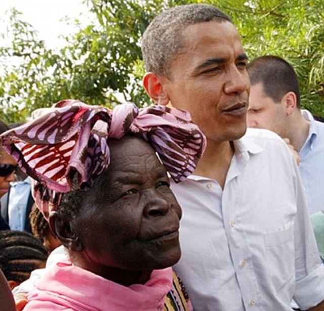 Obama – La bisnonna in pellegrinaggio alla Mecca