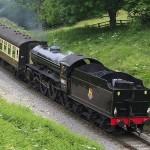 treno vapore uk