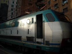 Liguria – Treno evacuato per incendio a La Spezia Migliarina
