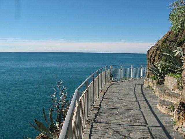 Via dell'Amore – Riapre il primo tratto a Riomaggiore