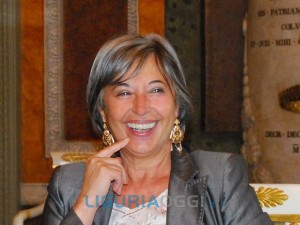 Marta Vincenzi alla Feltrinelli