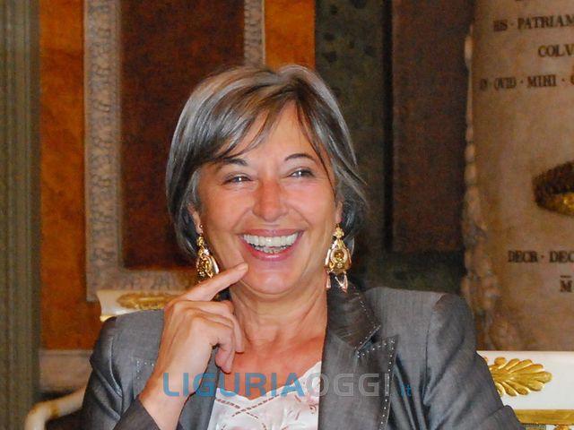 Marta Vincenzi parlerà delle difficoltà di essere Sindaco