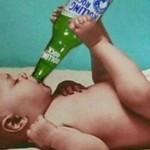 alcol bambino