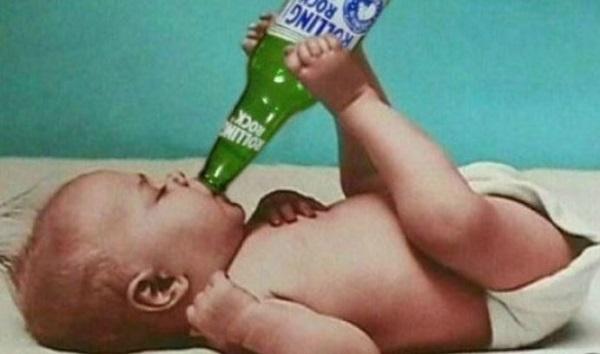 Salute – Padre alcolizzato al concepimento: danni al figlio