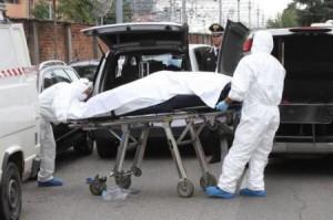 Piacenza, uccide la moglie a coltellate davanti al figlio