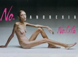 Anoressia in costante aumento