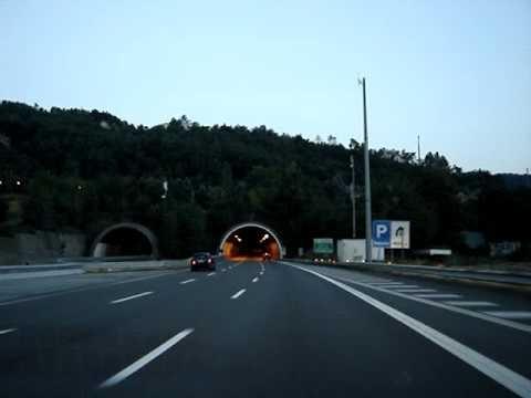 Genova, dalle ore 23 chiusura notturna dell'allacciamento tra A12 e A7. Riaprirà domani alle ore 5