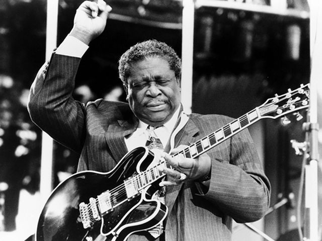 B.B King è morto, addio al Re del Blues