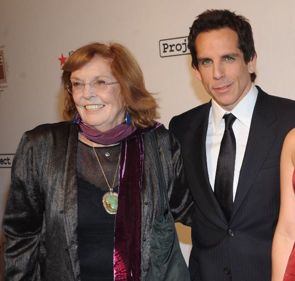 Ben Stiller in lutto: morta la mamma attrice Anne Meara