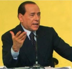 Berlusconi accetta confronto Tv con Renzi