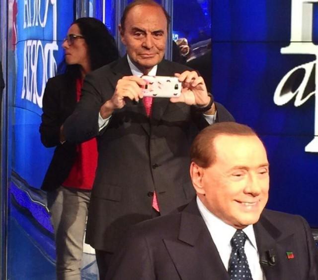 """Liguria – Berlusconi da Vespa: """"Doria peggior sindaco di Genova di sempre"""""""
