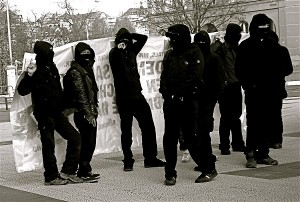 La Spezia, in arresto black bloc