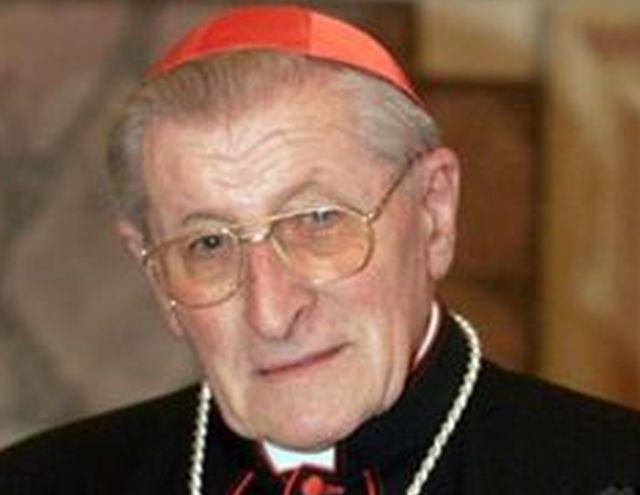 Cardinale Canestri – Oggi i funerali in cattedrale