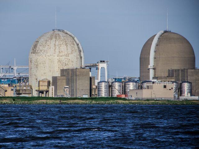 Incendio nella centrale nucleare vicino a New York