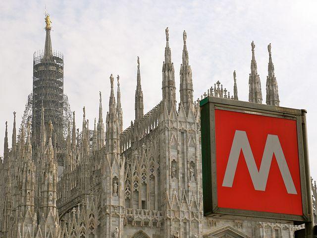 Milano – Concerto Radio Italia, metro Duomo chiusa