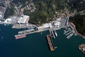 Fincantieri in sciopero al Muggiano per l'incidente mortale