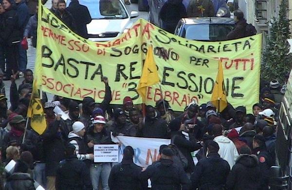 """Liguria – Immigrati in corteo contro il razzismo: """"Vogliamo più rispetto"""""""