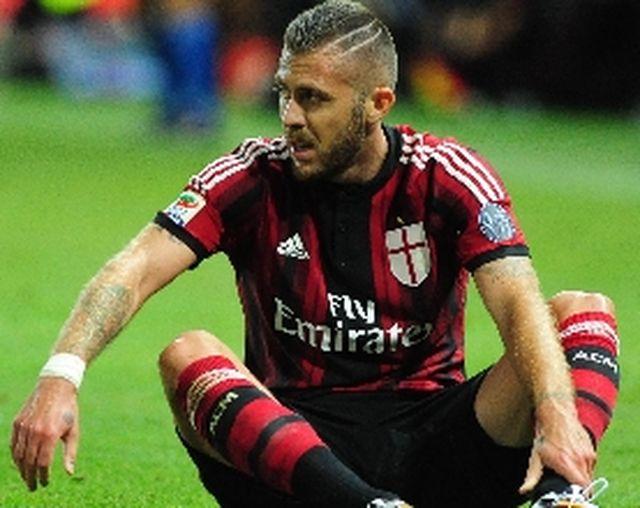 Milan – Menez squalificato per 4 turni