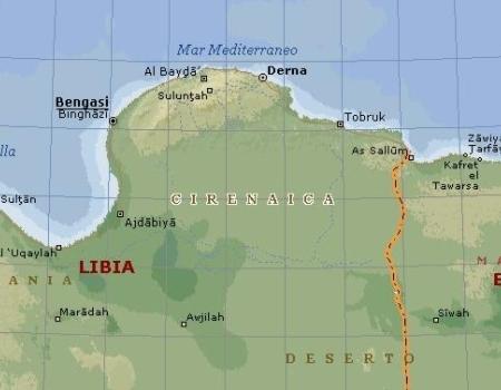 Libia – Nave turca bombardata al largo di Tobruk, città-califfato Isis