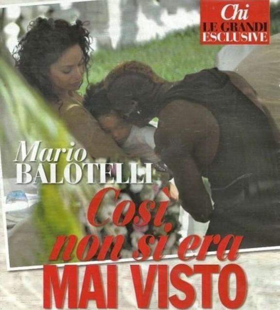 Mario Balotelli a pranzo con Raffaella Fico e Pia, è di nuovo amore?