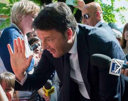 Genova, domani Renzi non sarà a Genova. Andrà al funerale di Shimon Peres