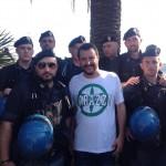 matteo salvini polizia
