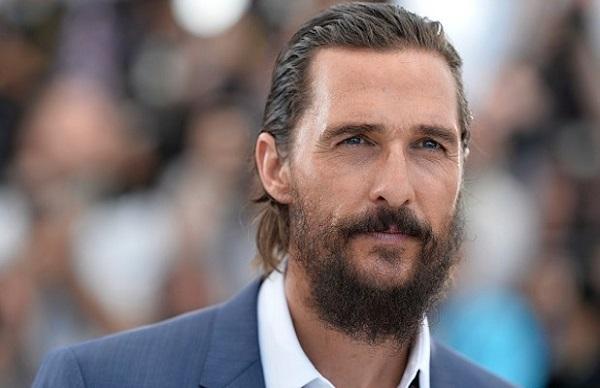 Gossip – Matthew McConaughey (barbuto) fischiato a Cannes