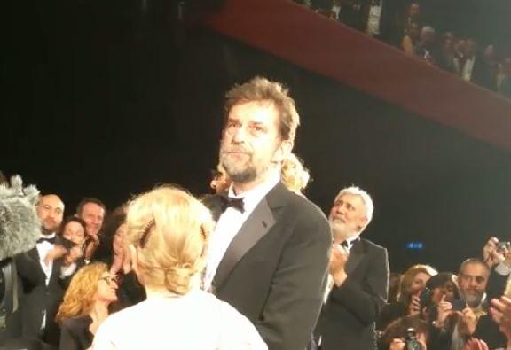 Cannes – Nanni Moretti in lacrime tra gli applausi