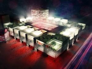 Come sarebbe il nuovo stadio Milan