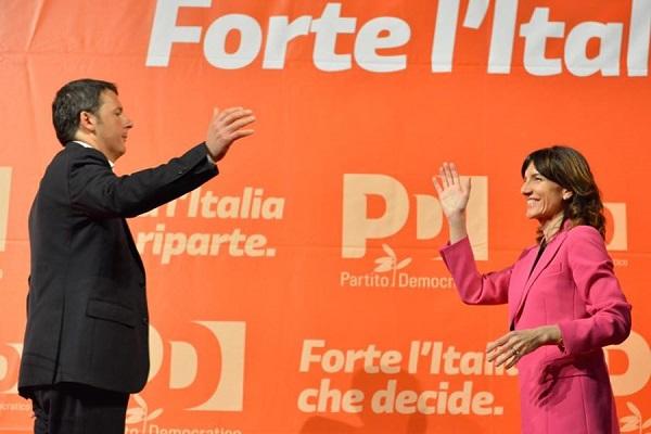 Liguria – Renzi a La Spezia: pranzo per Paita lunedì 25 Maggio 2015