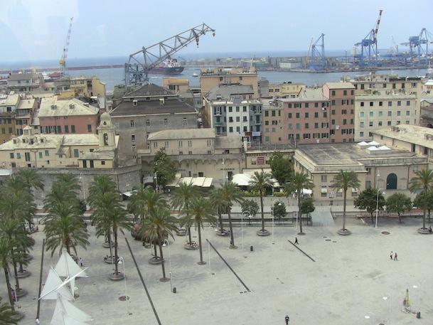 Genova – Incidente sul lavoro in Porto: grave operaio 45enne