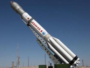 Razzo Proton-M esploso in volo