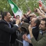 renzi festa unità bologna