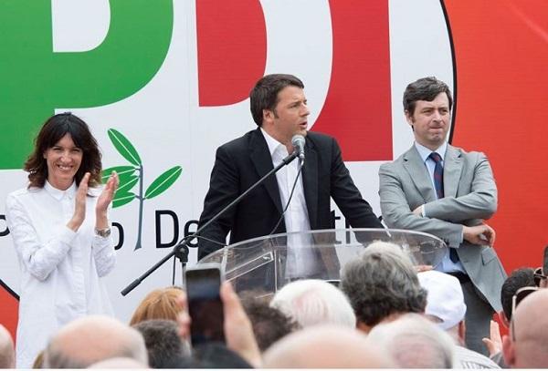 """Renzi: """"Liguria non è laboratorio politico"""""""