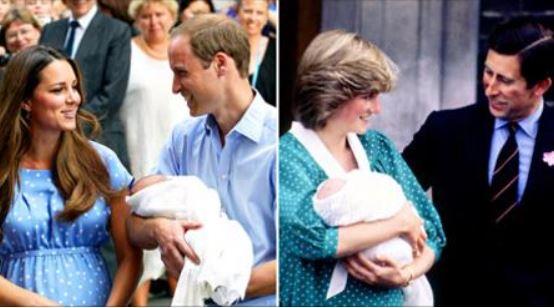 Londra – E' nata la Royal Baby: potrebbe chiamarsi Diana