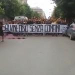 salvini protesta foggia