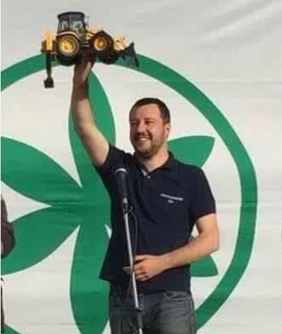 """Genova – Carabiniere ferito da senegalese, Salvini e Lega Nord: """"Siamo nella giungla"""""""