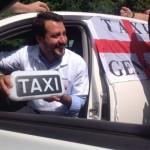 salvini taxi genova