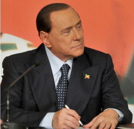 """Berlusconi a Saronno: """"Ormai sono fuori dalla politica"""""""