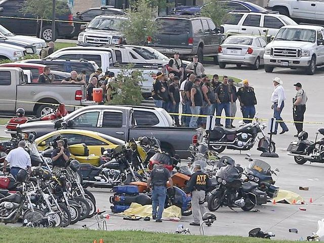 Bikers – Sparatoria tra band di motociclista in Texas, 9 morti