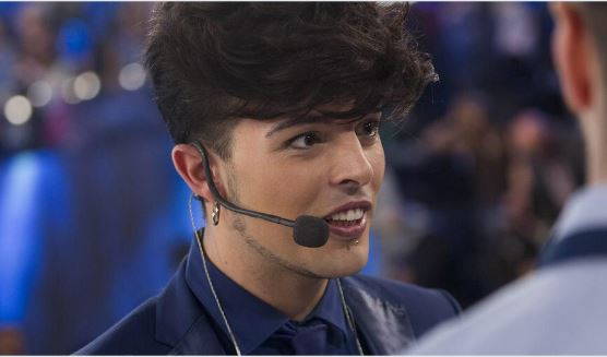 "Gossip Amici 14 – The Kolors: Stash: ""Non mi sento bello"""