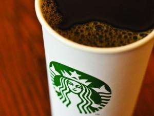 Caffè troppo caldo da Starbuck