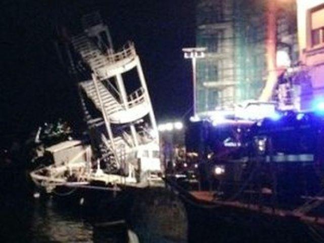 Genova ricorda la tragedia del crollo della Torre Piloti a Molo Giano