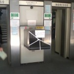 tribunale metal detector guasto