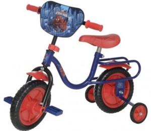 Tricicli rubati all'asilo di Marassi