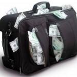 valigia soldi