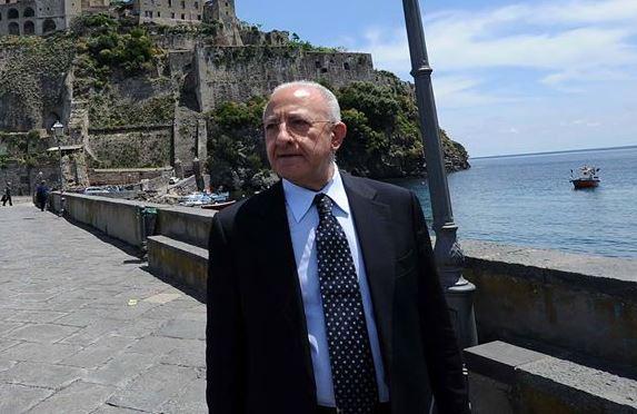"""Vincenzo De Luca: """"Per Renzi Legge Severino è problema superabile"""""""